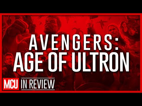 Avengers: Age of Ultron - Every Marvel Movie Reviewed & Ranked