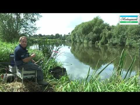 Feeder Fishing for Bream on Rivers