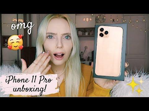 IPhone 11 Pro Unboxing 😱