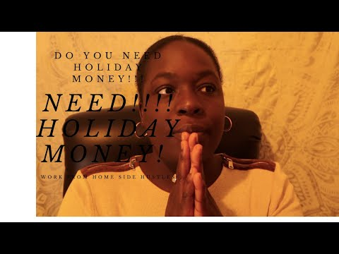 Need Holiday Money!!! Never Leave Your Home And Make BANK! Amazon And More..(Must Watch NOW!)
