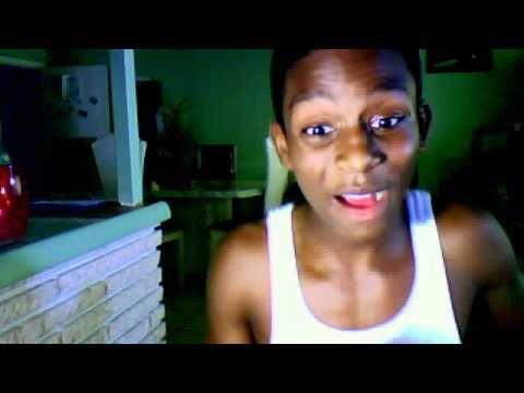 Me singing Bottoms Up by Trey Songz ft. Nicki Minaj