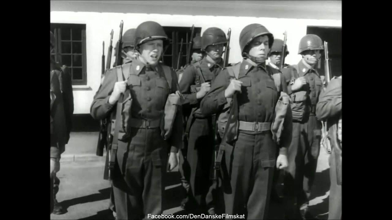 Soldaterkammerater (1958) - Trailer