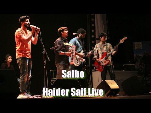 Saibo - MTV Unplugged Live  - Sachin Jigar | Haider Saif | FilmSaaz 18| Amu
