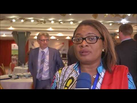 Emma N'Gouan Anoh, Deputy Resident Representative, UNDP Comoros