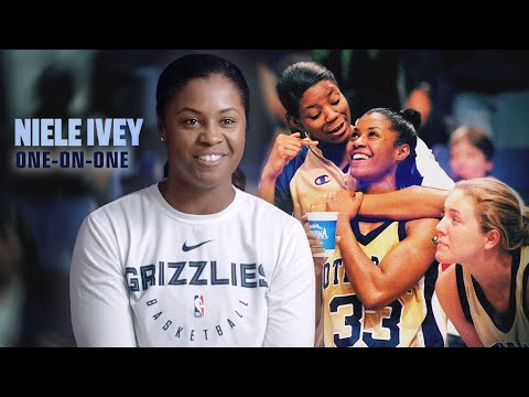 One-on-One With Memphis Grizzlies Asst. Coach Niele Ivey