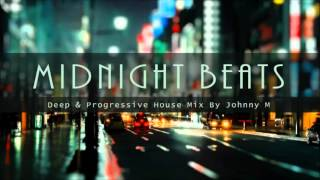 Midnight Beats ● Deep & Progressive House Mix ● December 2015