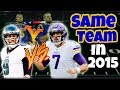 Meet The Two Most UNLIKELY Quarterbacks Starting in the NFC Championship