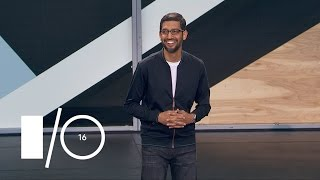 Google I/O 2016 - Keynote(Watch the entire Google I/O Keynote here. Some highlights include the new messaging app Allo, the Video calling app Duo, the latest in Developer Platform ..., 2016-05-18T21:15:33.000Z)