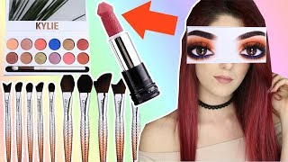 FULL FACE nur AMAZON SCHMINKE!? I Günstige Dupes & Fakes amazon makeup Test I Luisacrashion