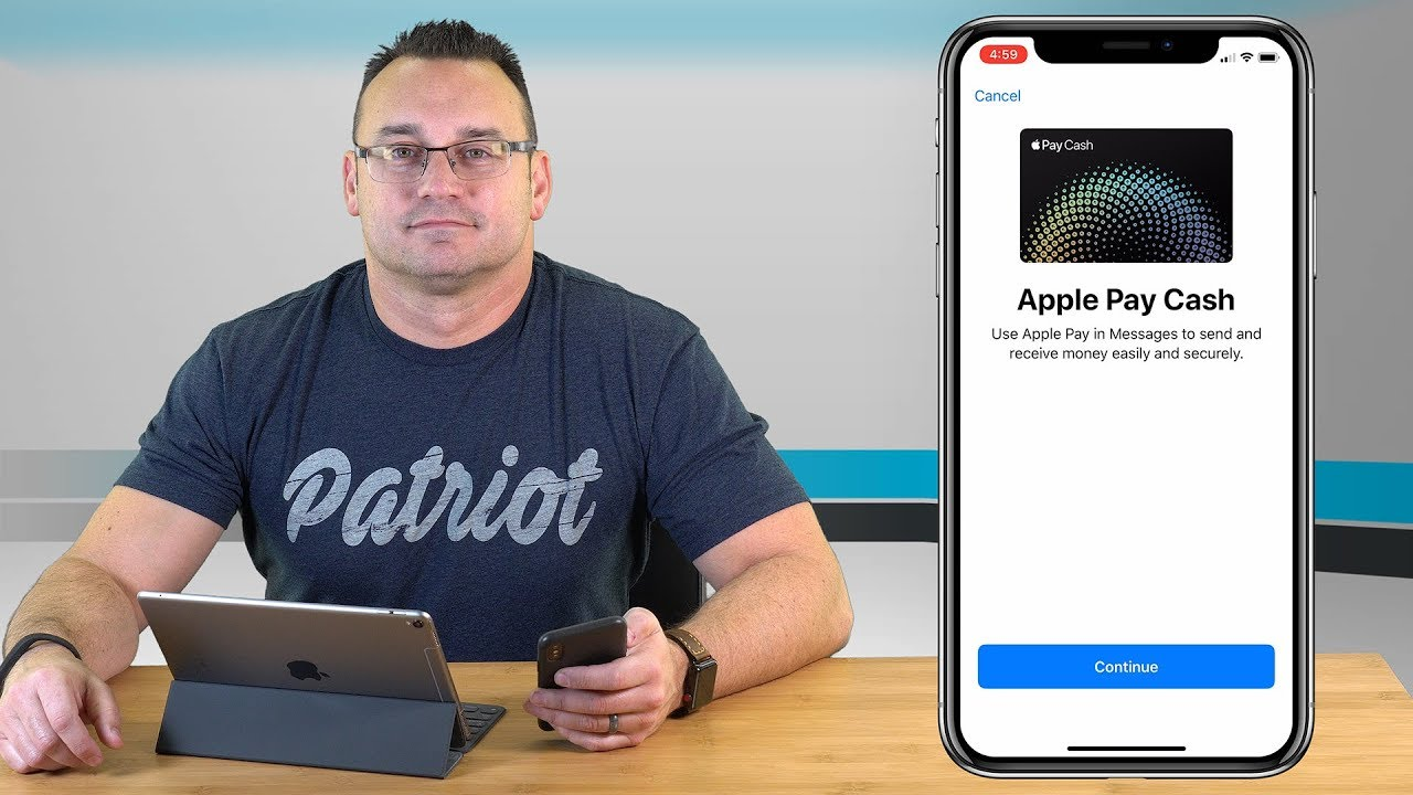 Setting Up Apple Pay On An iPhone Or An iPad