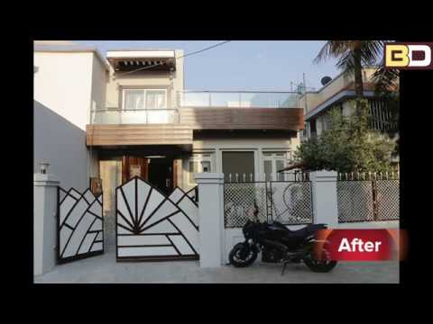Interior of bungalow done by Er.Baljeet singh Bilra(Before/after)