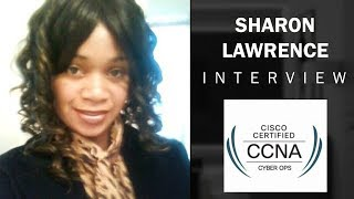 What is the  CCNA Cyber Ops Scholarship Program? | Interview with IT Analyst Sharon Lawrence