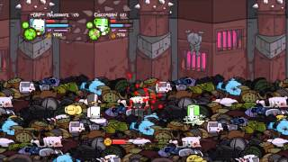 Castle Crashers Co-op ~ Finally!!!!     [you can have her]