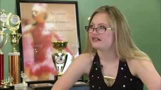 Incredible dancer with Down syndrome pushes toward greatness