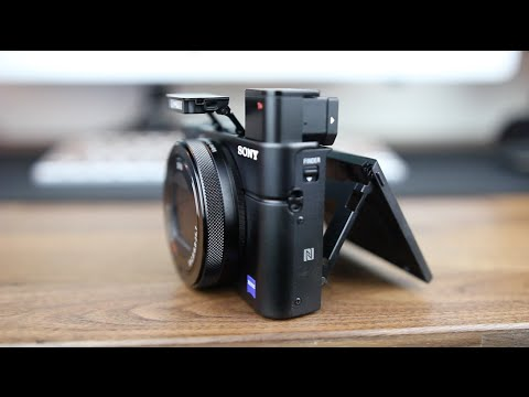 Sony RX100 IV Unboxing and Review!