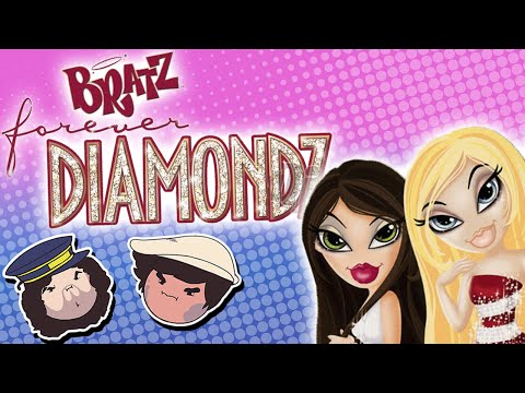 Bratz Forever Diamondz - Steam Train