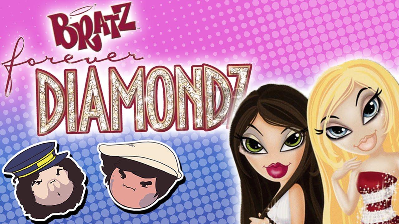 Bratz Forever Diamondz – Steam Train