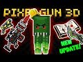 NEW! ADAMANT WEAPONS IN 13.2.0 UPDATE! | Pixel Gun 3D