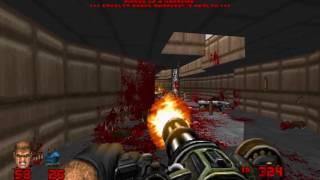 Doom 2016 weapons Addon for Brutal Doom - Test 1