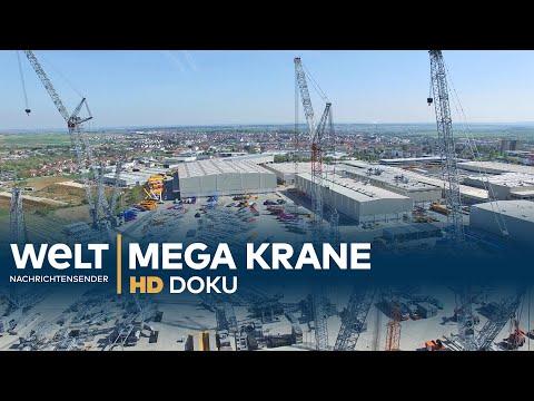 Megakrane - Giganten