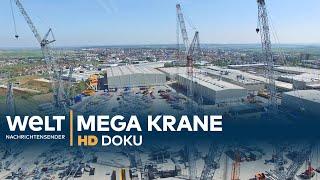 Megakrane - Giganten aus Stahl | Doku