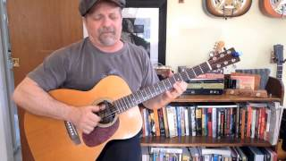 Shake Shake Mama - Mance Lipscomb. Performed by Toby Walker
