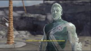X-Men: Destiny - Iceman Gameplay Video (Xbox 360)