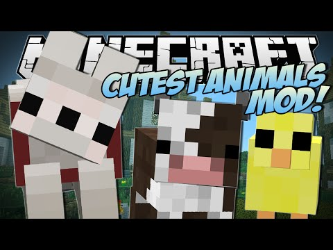 1 stuffed animals mod download minecraft forum - Diamond minecart clones ...