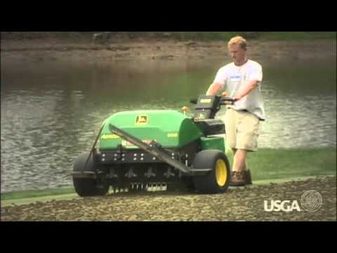 Fore The Golfer: Why Aerate The Greens?