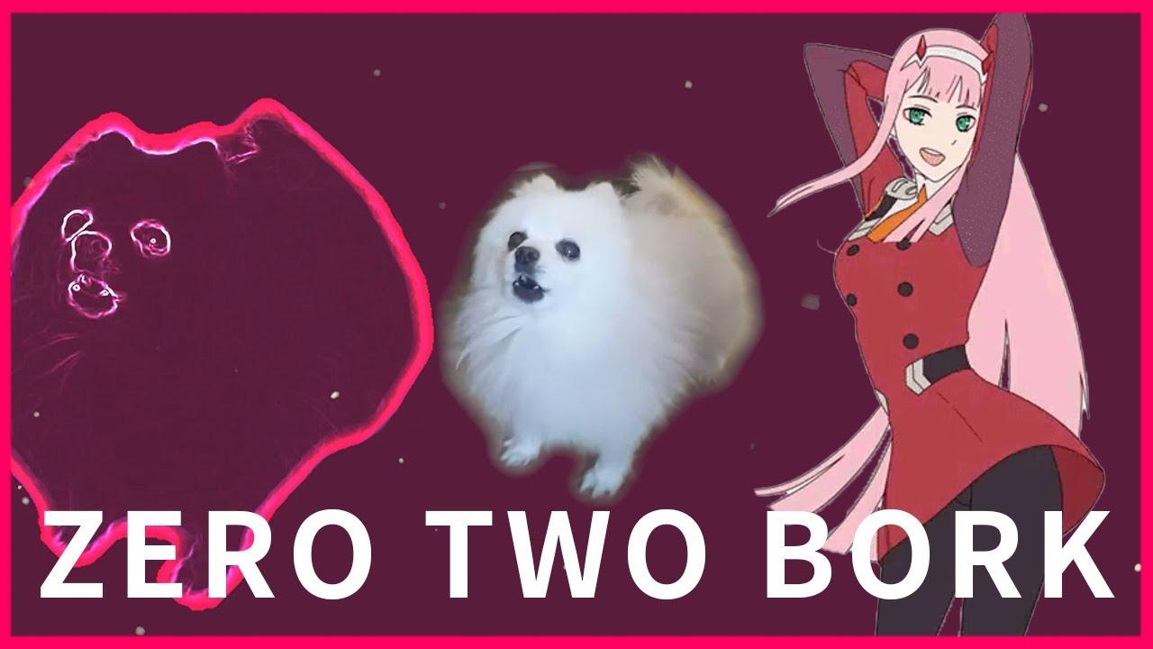 제로투 댄스 Zero Two Dog Dance