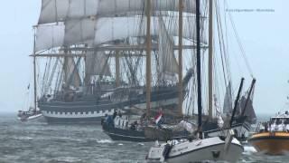 vlootschouw - Sail de Ruyter Vlissingen 2013