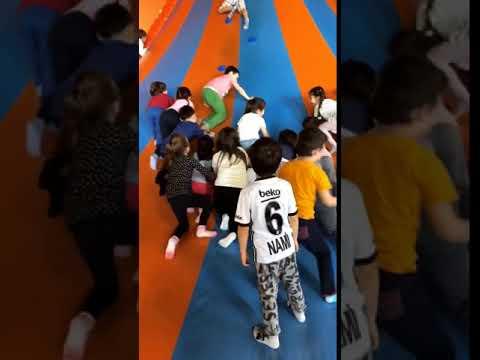 Etki Okulları  - Mars Sınıfımız Babalu Eğlence Merkezinde:))))