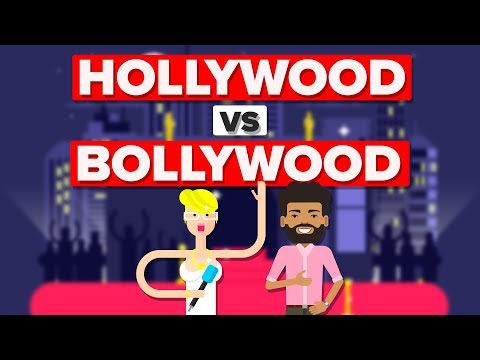 Hollywood vs Bollywood - Which Is More Successful?