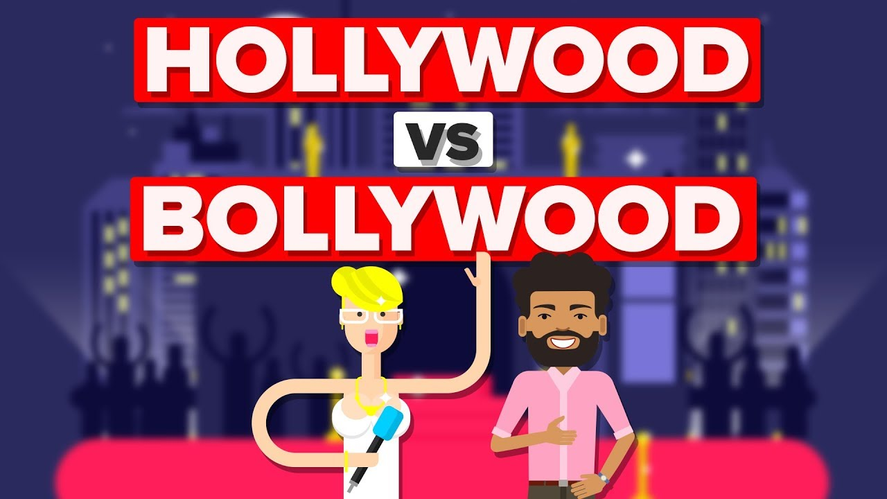 Hollywood vs bollywood essay