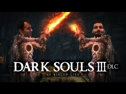 Dark Souls 3 DLC RC PT#08 - Slave Knight Gael, pra quê fazer um bicho desse?