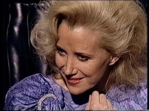 Sally Kirkland--Rare TV Interview