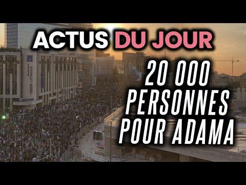 Manif De 20 000 Personnes à Paris, Vos Vacances En Italie, Avion électrique... Les Actus Du Jour