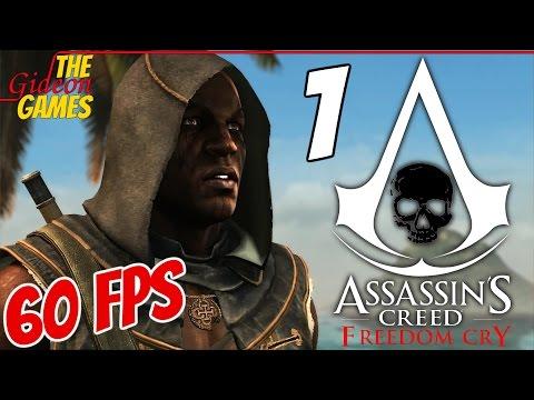 Прохождение Assassin's Creed 4 (DLC: Freedom Cry\Крик свободы)[HD|PC|60fps] - Часть 1 (Адевале)