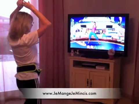 Test : Zumba Fitness Core + Ceinture sur Wii