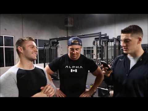 Nick Bare, Preston Bare, & The Intern Joe Q&A