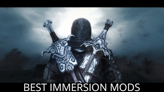 Skyrim - Top 10 Best IMMERSION Mods (PC, XBOX)