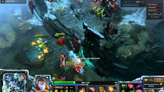 Dota 2 Sniper gets Ruptured