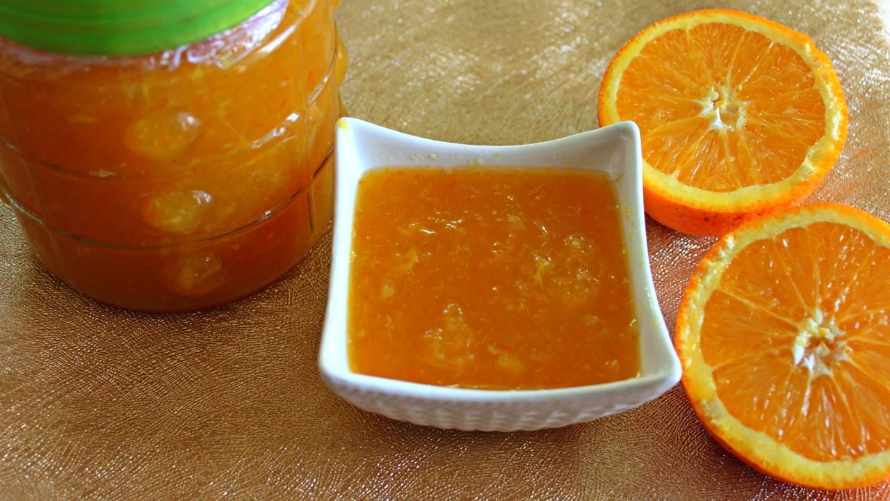 مربى البرتقال اكتر من رائع - YouTube