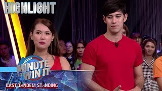 Jose Sarasola, ikinuwento kung gaano ka competitive si Maria Ozawa | Minute To Win It