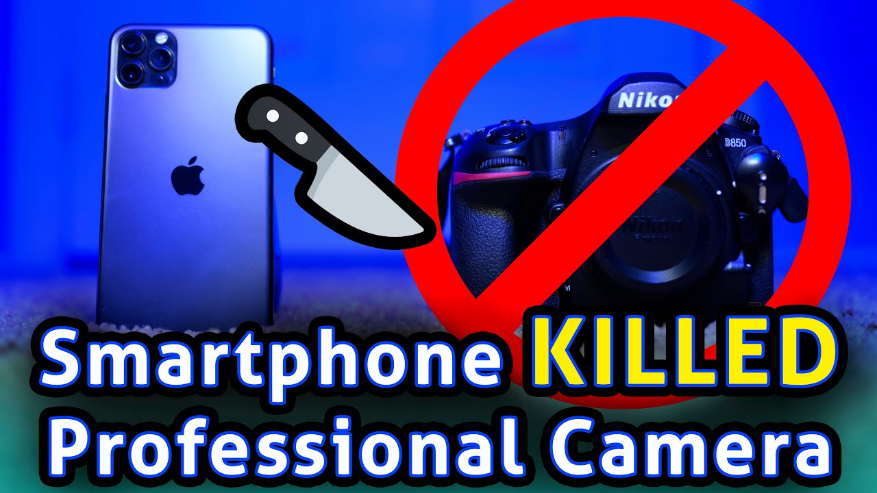 Smartphones Killed Professional Cosplay Photography?