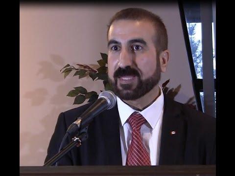 Yeziti People of Northern Iraq  speak in Toronto