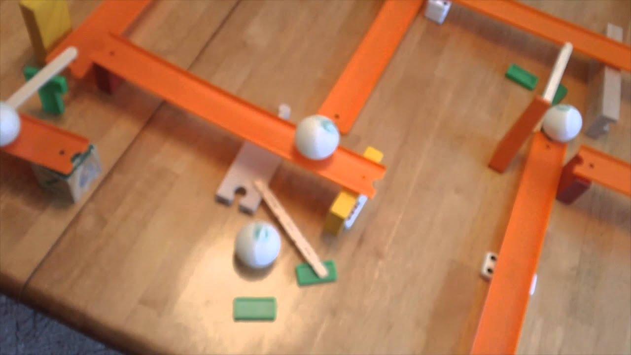 Small Rube Goldberg Machines