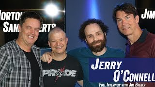Jerry O'Connell w/ Jim Breuer - 'The Jerry O Show', The Mets, Daytime Talkshows - Jim & Sam