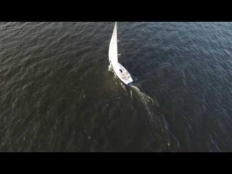 J100 Sailing Lake Conroe 7 11 16