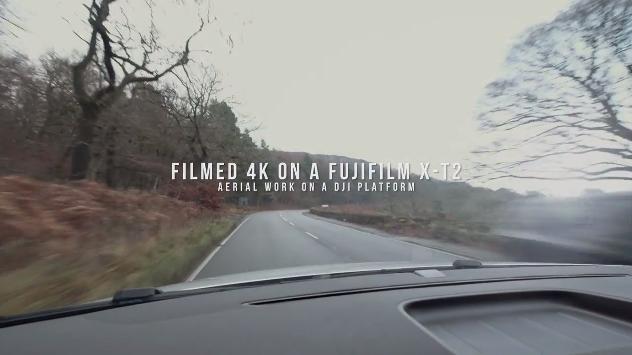 X100F: Chris Upton x Landscape / FUJIFILM
